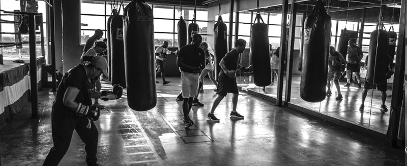 Get your body fitness work with our boxing training times available every week